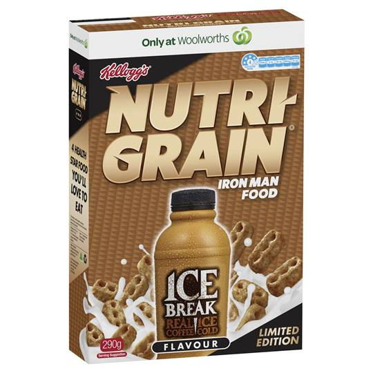 Kelloggs Nutr-grain Coffee