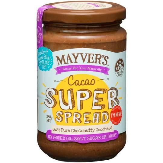 Mayvers Super Spread Cacao