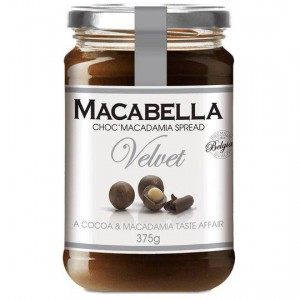 Macabella Velvet Chocolate Spread