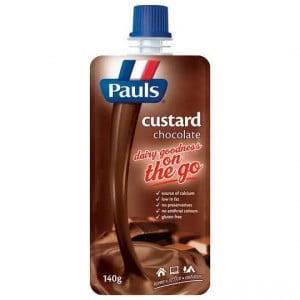 Pauls Custard Chocolate