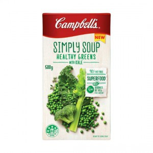 Campbells Simply Soup Healthy Greens With Kale