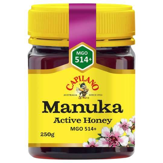 Capilano Manuka Honey 15+