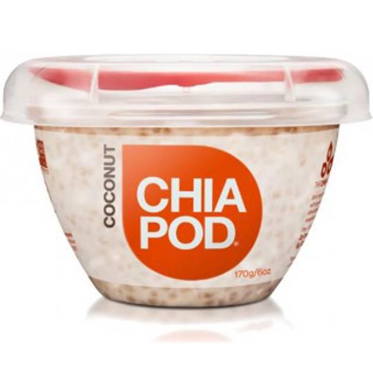 Chia Pod Coconut