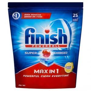 Finish Dishwashing Tablets Max In !