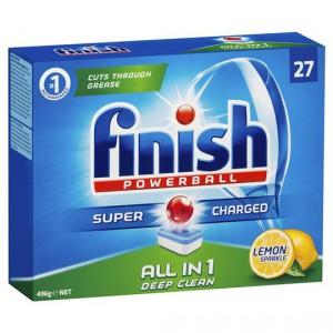 Finish Dishwashing Tablets Max In