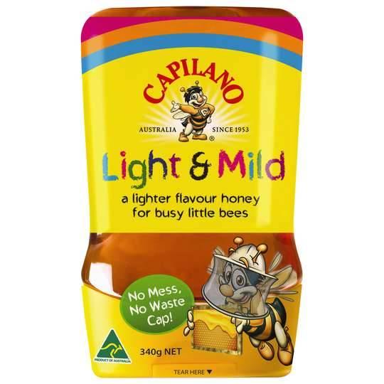 Capilano Honey Kids Ud