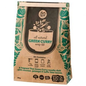 Hart & Soul Green Curry Soup Kit