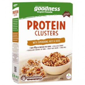 Goodness Superfoods Protein Clusters