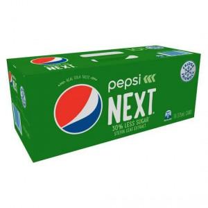 Pepsi Next Cans