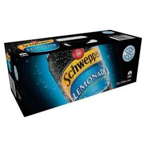 Schweppes Lemonade Cans