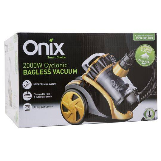 Onix Vacuum Cleaner Bagless