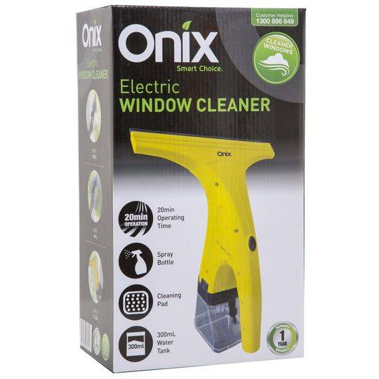Onix Vaccum Cleaner Window