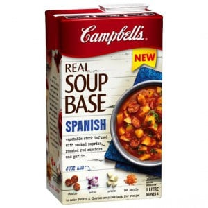 Campbell's Real Soup Base Spanish
