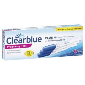 Clearblue Pregnancy Test Plus