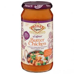 Pataks Light Butter Chicken Sauce