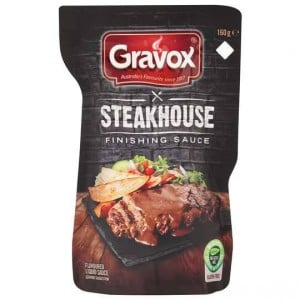 Gravox Finishing Sauce Steakhouse