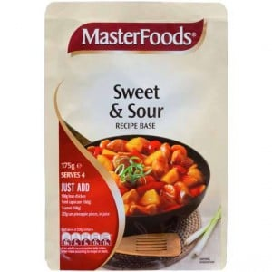 Masterfoods Recipe Base Sweet & Sour