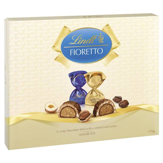 Lindt Fioretto Boxed Chocolates Assorted
