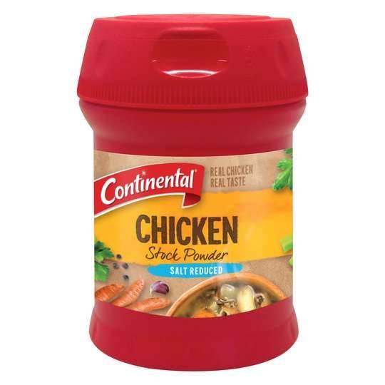 Continental Chicken Stock Powder Salt Reduced