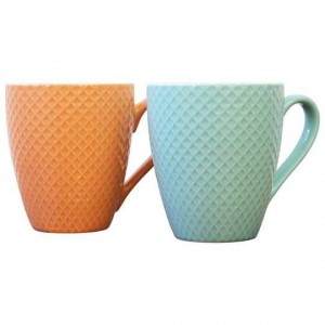 Hot Topic Embossed Mug