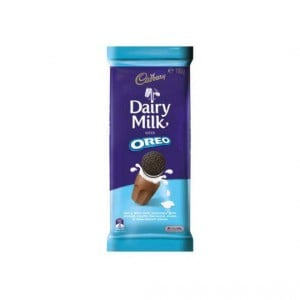 Cadbury Dairy Milk Chocolate Oreo Vanilla