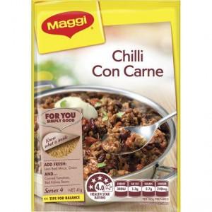 Maggi Chilli Con Carne Recipe Base