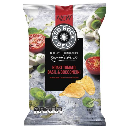 Red Rock Deli Chips Roasted Tomato & Basil