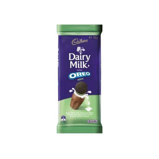 Cadbury Dairy Milk Chocolate Oreo Mint