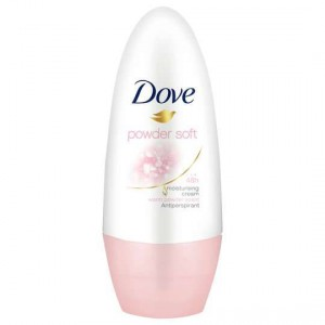 Dove Powder Soft Roll On Deodorant
