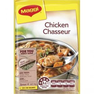 Maggi Chasseur Recipe Base