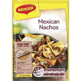 Maggi Mexican Nachos Recipe Base
