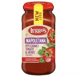 Leggos Pasta Sauce Napoletana