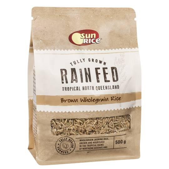 Sunrice Rain Fed Brown Rice