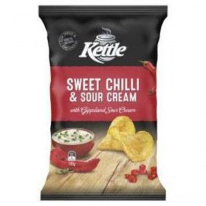 Kettle Chips Sweet Chilli Sour Cream