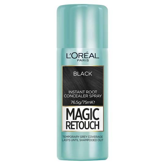 L'oreal Paris Magic Retouch Hair Colour 1 Black