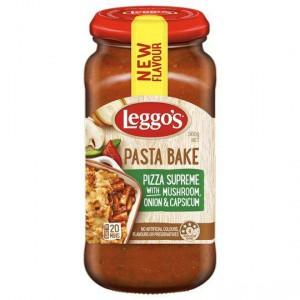 Leggos Pasta Bake Pizza Supreme