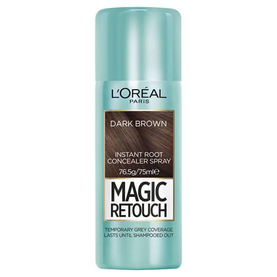 L'oreal Paris Magic Retouch Hair Colour 2 Dark Brown
