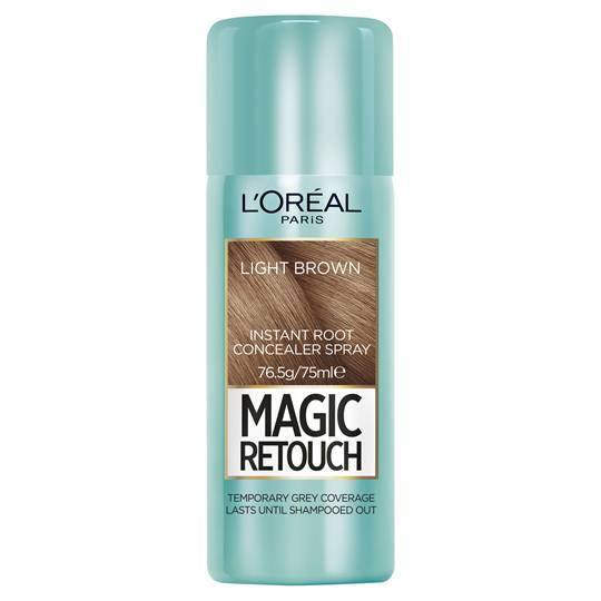 L'oreal Paris Magic Retouch Hair Colour 4 Light Brown