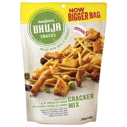 Majans Bhuja Mix Cracker