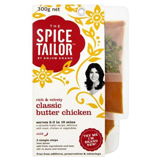 The Spice Tailor Classic Butter Chicken