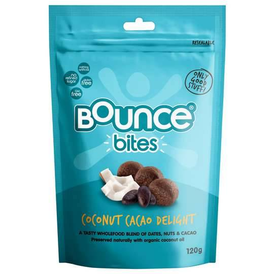 Bounce Coconut Cacao Bites