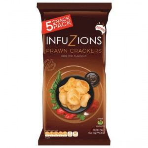 Majans Infuzions Prawn Cracker