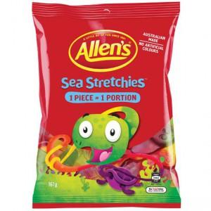 Allen's Sea Stretchies Lollies