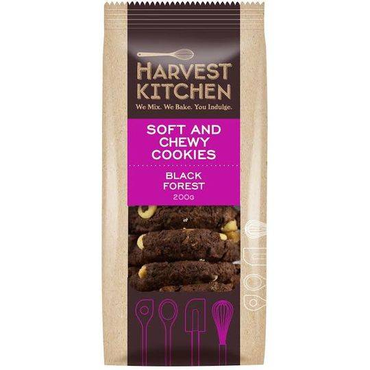 Harvest Kitchen Soft & Chewy Cookie Black Forest