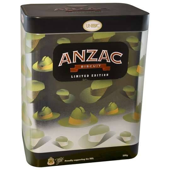 Unibic Anzac Tin Slouch Hat
