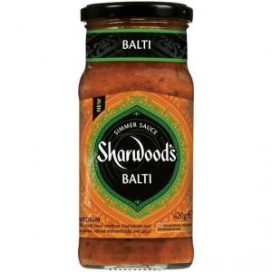 Sharwoods Balti Simmer Sauce