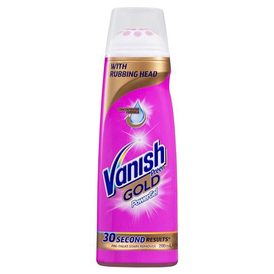 Vanish Gold Preen Power Gel
