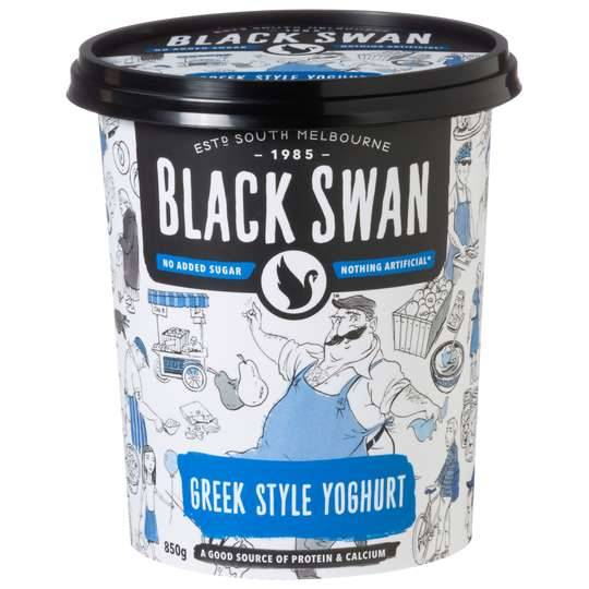 Black Swan Greek Yoghurt Full Fat