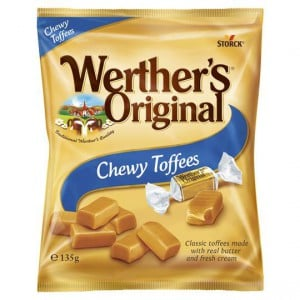 Werther's Original Chewy Toffees Chewy Toffees