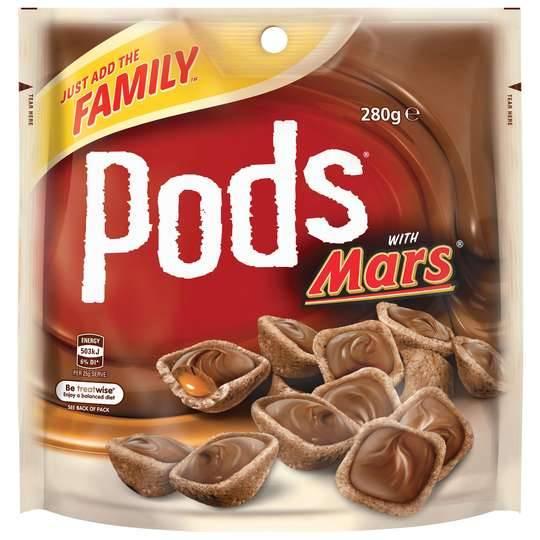 Mars Pods Mars